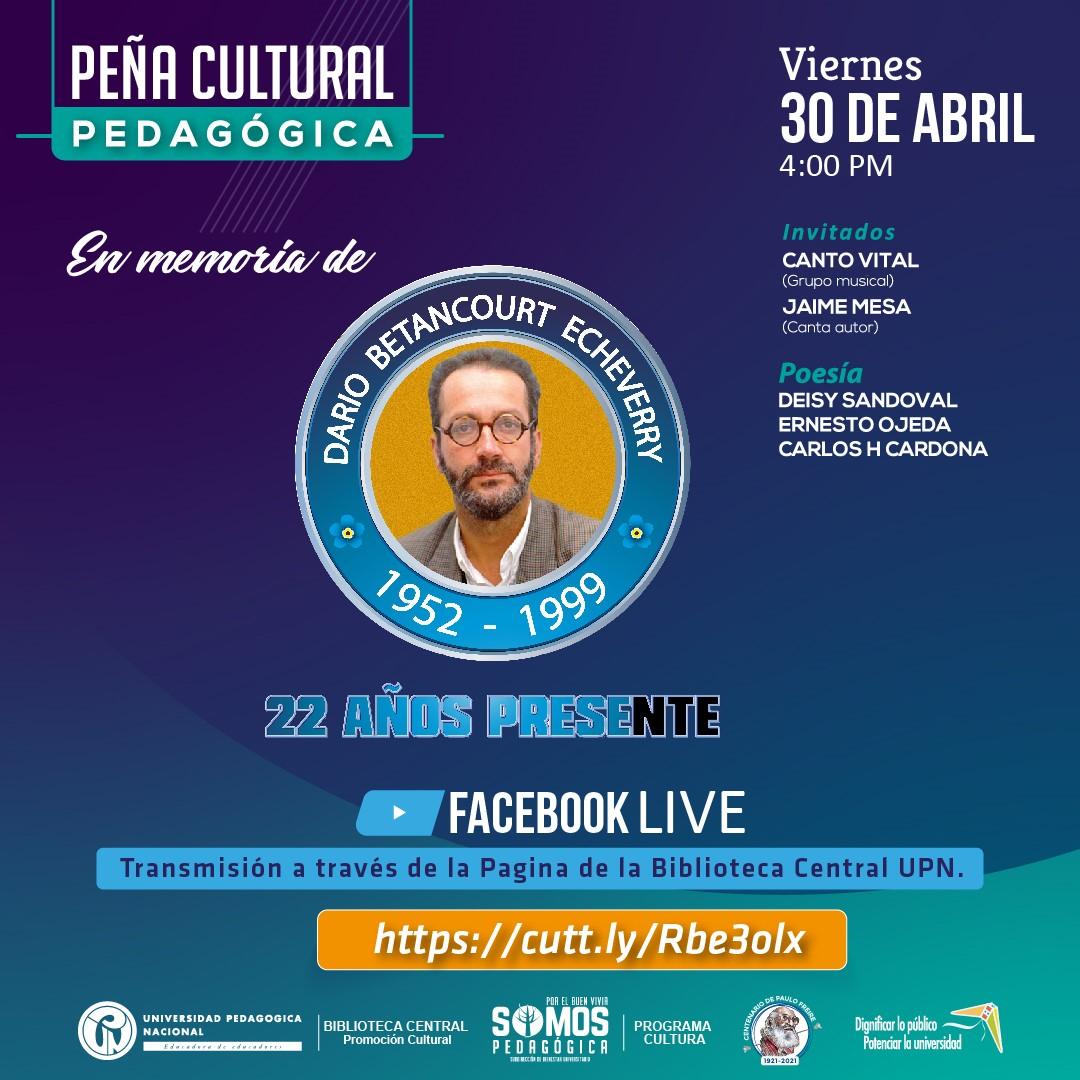 Peña Cultural Pedagógica
